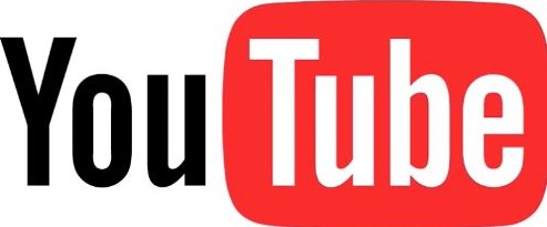 4 Rayas Logotipo de YouTube