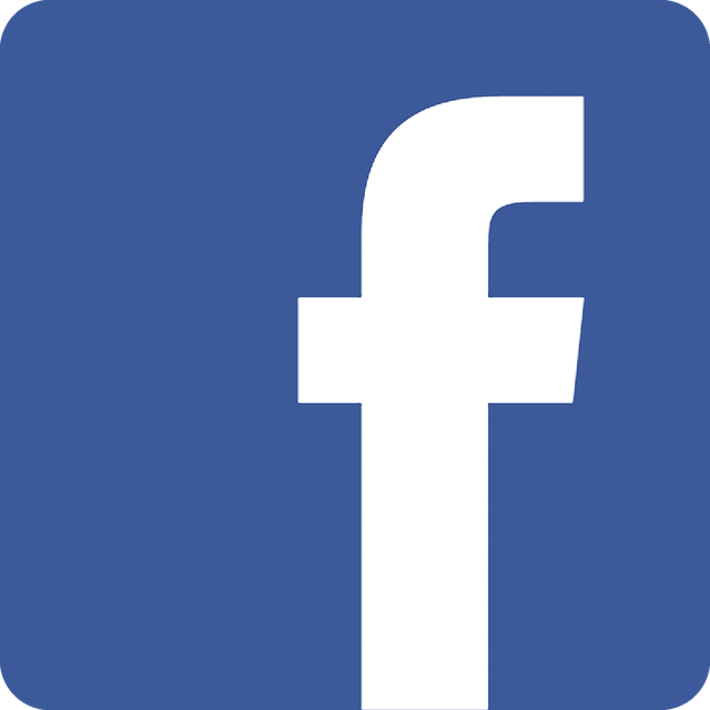 4 Rayas Logotipo Facebook